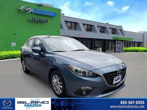 Pre-Owned 2015 Mazda3 i Touring Front Wheel Drive Sedan