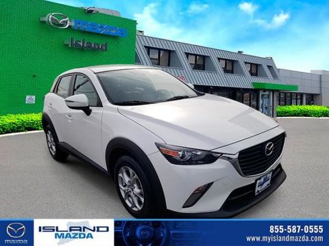 Pre-Owned 2016 Mazda CX-3 Touring All Wheel Drive SUV