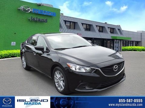 Pre-Owned 2016 Mazda6 i Sport Front Wheel Drive Sedan