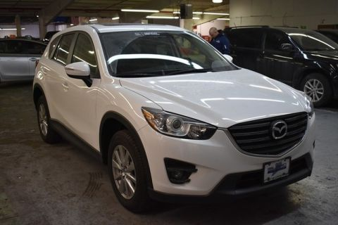 Pre-Owned 2016 Mazda CX-5 Touring All Wheel Drive SUV