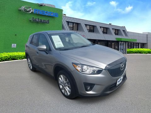 Pre-Owned 2015 Mazda CX-5 Grand Touring All Wheel Drive SUV