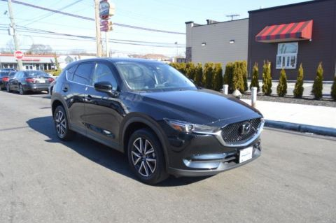 Pre-Owned 2018 Mazda CX-5 Grand Touring All Wheel Drive SUV