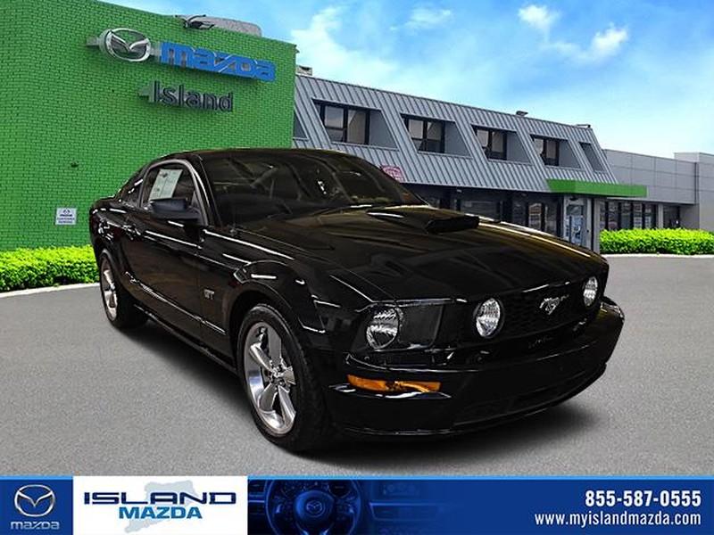Pre-Owned 2007 Ford Mustang GT Deluxe