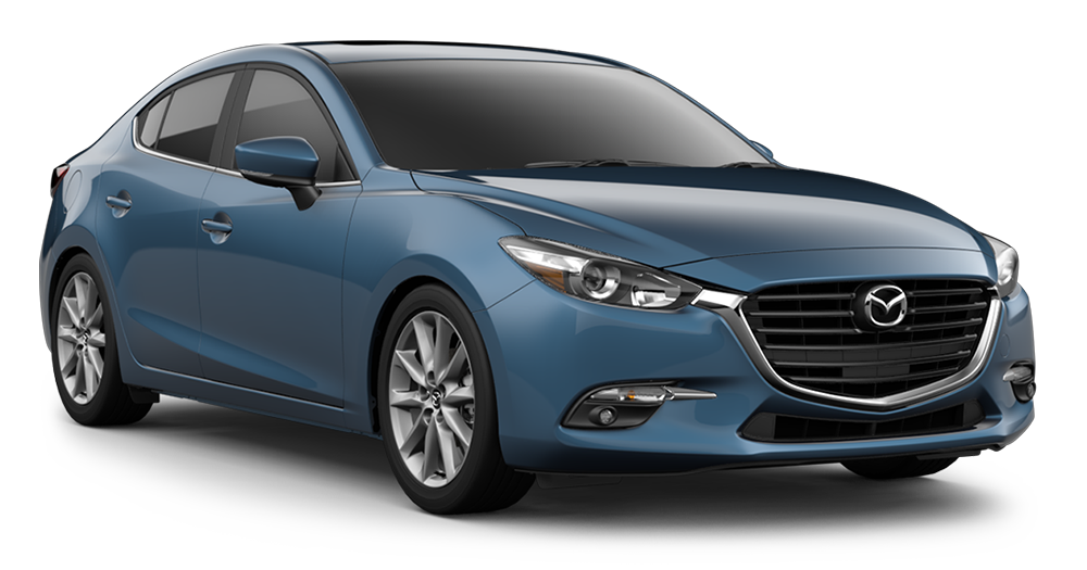 New 2017 Mazda3 4-Door Grand Touring