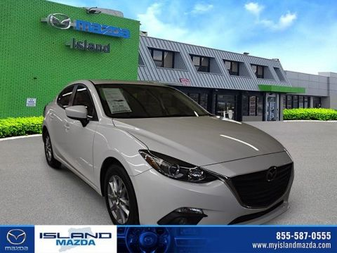 Pre-Owned 2016 Mazda3 i Touring Front Wheel Drive Sedan