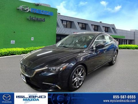 Pre-Owned 2017 Mazda6 Grand Touring Front Wheel Drive Sedan