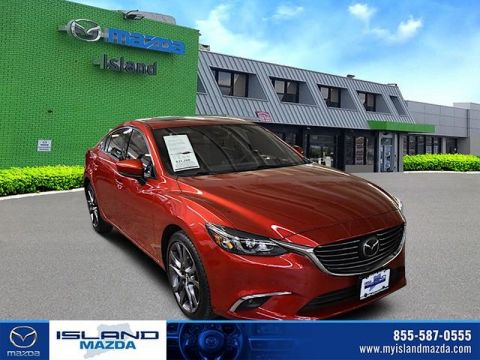 Pre-Owned 2017 Mazda6 Grand Touring Front Wheel Drive 4dr Car